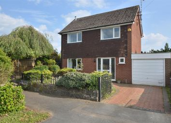 Thumbnail 3 bed detached house for sale in Scarsdale Road, Duffield, Belper, Derbyshire