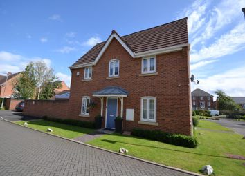 Thumbnail 3 bed link-detached house for sale in Rockford Gardens, Chapelford Village, Warrington