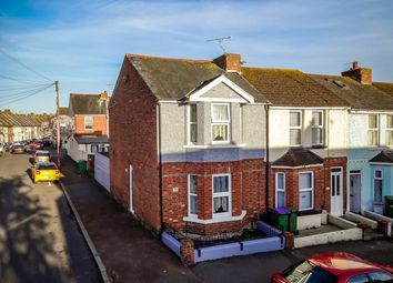 Thumbnail 2 bed end terrace house for sale in Albert Road, Folkestone