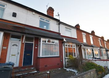 Thumbnail 3 bed terraced house to rent in Newlands Road, Stirchley, Birmingham