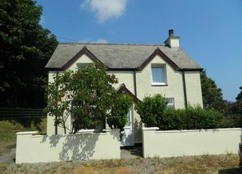 Thumbnail 2 bed detached house for sale in Edern, Pwllheli, Gwynedd