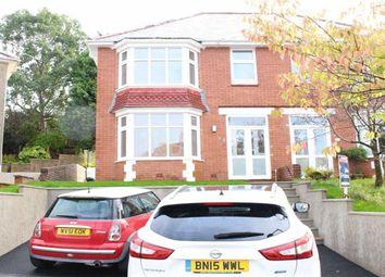 Thumbnail 3 bedroom semi-detached house for sale in Llwyn Arosfa, Sketty, Swansea