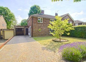 Thumbnail 4 bed semi-detached house for sale in Woodland Rise, Welwyn Garden City
