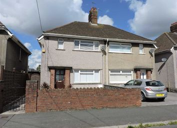 Thumbnail 3 bedroom semi-detached house for sale in Heol Y Maes, Pontarddulais, Swansea