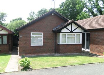 Thumbnail 2 bed detached bungalow for sale in Hunscote Close, Shirley, Solihull