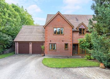 Thumbnail 4 bed detached house for sale in Cherry Orchard, Marlborough, Wiltshire
