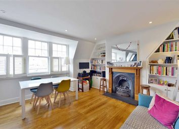 Thumbnail 3 bed flat for sale in Howitt Road, Belsize Park, London