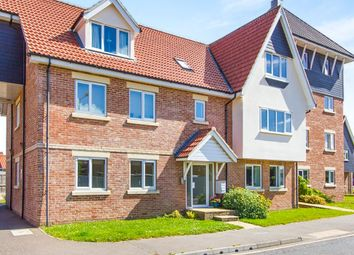 Thumbnail 1 bed flat for sale in Old Market Road, Stalham, Norwich