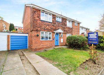 Ploughmans Way, Rainham, Kent ME8. 3 bed semi-detached house for sale