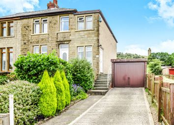 Thumbnail 4 bed semi-detached house for sale in Hall Bower Lane, Hall Bower, Huddersfield