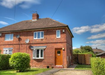Thumbnail 2 bed semi-detached house for sale in Ayton Close, Hillheads Estate, Newcastle Upon Tyne