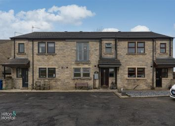 Thumbnail 3 bed terraced house for sale in Emmott Court, Laneshawbridge, Colne