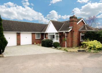 Thumbnail 3 bed detached bungalow for sale in Broom Way, Narborough, Leicester