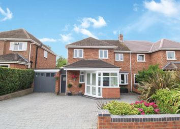 Thumbnail 3 bed semi-detached house for sale in Binton Road, Shirley, Solihull