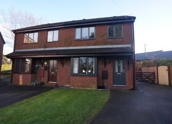 Thumbnail 3 bedroom semi-detached house to rent in Dean Meadow, Clitheroe
