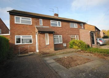 Thumbnail 4 bed detached house to rent in Norfolk Way, Bishop`S Stortford, Hertfordshire