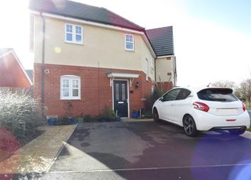 Thumbnail 3 bed end terrace house for sale in Catlin Way, Rushden