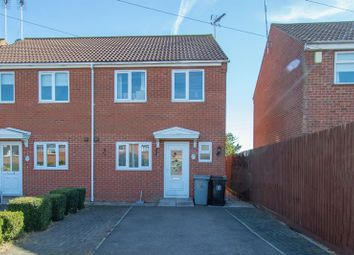 Thumbnail 3 bed semi-detached house for sale in Willoughby Road, Stamford