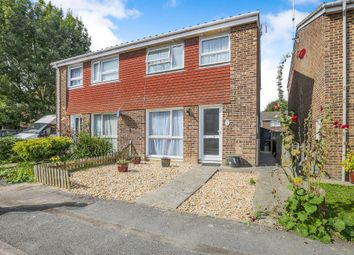 Thumbnail 3 bedroom semi-detached house for sale in The Hawthorns, Burgess Hill