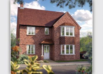 "Thumbnail 5 bed detached house for sale in ""The Shefford"" at Ash Road, Cuddington, Northwich"