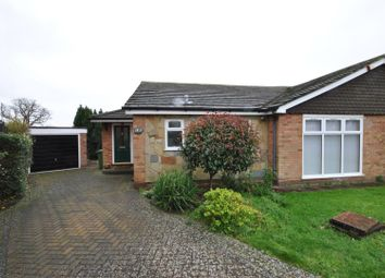 Thumbnail 2 bed semi-detached bungalow for sale in Pollards Close, Goffs Oak, Waltham Cross