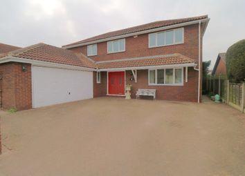 Thumbnail 4 bedroom detached house for sale in Westgate Road, Belton, Doncaster
