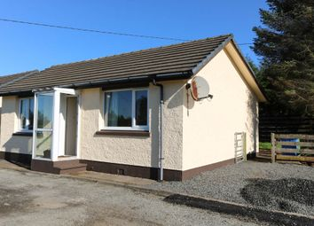 Thumbnail 2 bed bungalow for sale in Borve, By Portree