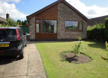 Thumbnail 2 bed detached bungalow to rent in Downham Gardens, Ravenshead, Nottingham