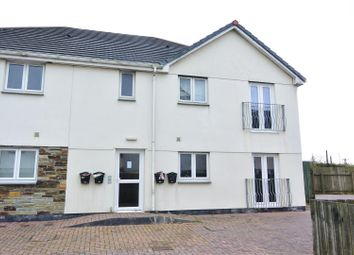 Thumbnail 2 bed flat to rent in Springfields, Bugle, St Austell
