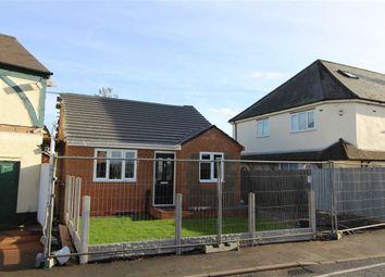 Thumbnail 2 bed detached bungalow for sale in Adjacent To 23, Vale Street, Dudley