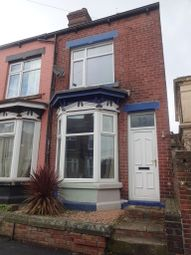 Thumbnail 2 bed end terrace house to rent in Falmouth Road, Sheffield