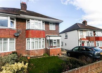 Thumbnail Semi-detached house for sale in Cox Row, Chandler's Ford, Eastleigh