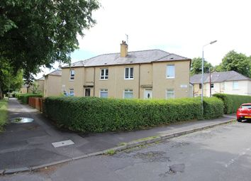 Thumbnail 2 bed flat for sale in St Kenneth Drive, Linthouse, Glasgow