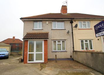 Thumbnail 3 bedroom semi-detached house for sale in Hartcliffe Walk, Bristol