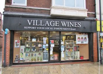 Thumbnail Retail premises for sale in 451 Linthorpe Road, Middlesbrough
