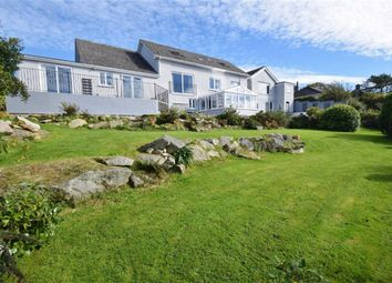 Thumbnail 7 bed detached house for sale in Row Hill, St Breward, Cornwall