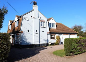 Thumbnail 4 bed detached house for sale in Kirby Road, Great Holland, Frinton-On-Sea