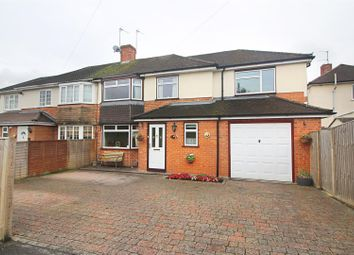 Thumbnail 4 bed semi-detached house for sale in Chiltern Road, Caversham, Reading