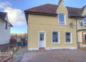 Thumbnail 4 bed semi-detached house for sale in Glenkingie Terrace, Caol, Fort William