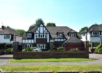 Thumbnail 5 bed detached house for sale in Fulmer Drive, Gerrards Cross