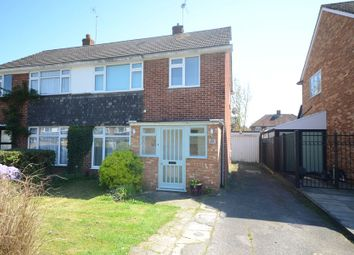 Thumbnail 3 bed semi-detached house to rent in Priors Road, Windsor