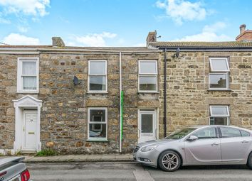Thumbnail 3 bed terraced house to rent in William Street, Camborne
