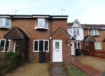 Thumbnail 2 bedroom terraced house to rent in Watercrook Mews, Swindon, Wilts