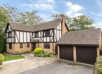 Thumbnail 5 bed detached house for sale in Scott Farm Close, Thames Ditton