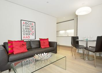 Thumbnail 2 bed flat to rent in 4A, Merchant Square, London