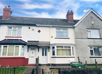 Thumbnail 2 bedroom property to rent in Mostyn Road, Ely, Cardiff