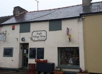 Thumbnail Terraced house for sale in Angle Village Shop, Angle Village, Angle, Pembroke