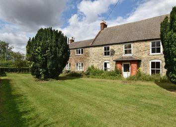 Thumbnail 6 bed farmhouse for sale in Farm House, Lot 1 Fillingham, Gainsborough