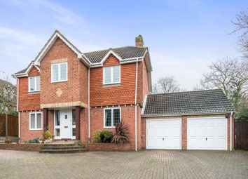 Thumbnail 5 bed detached house for sale in Sherbourne Drive, Strood, Rochester, Kent