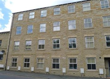 Thumbnail 2 bed flat for sale in Town Hall Apartments, Hollins Mill Lane, Sowerby Bridge.